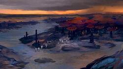 Anaxes landscape