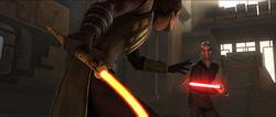 Anakin vs Dooku - EFK