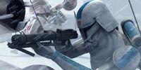 Unidentified Snow Trooper