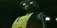 Unidentified Tactical Droid (Umbara)