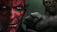 Maul and Savage slider