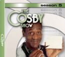 The Cosby Show TV Season 5