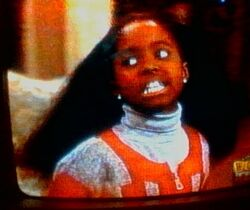 Cute Rudy Huxtable