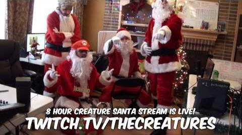 Secret Santa 8 Hour Stream