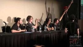 Water Bottle is Creature - RTX 2013
