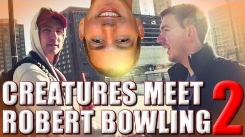 Creatures Meet Robert Bowling 2 (PAX East 2013)