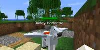Glidey McHorse