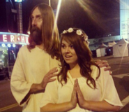 Stefani and jesus