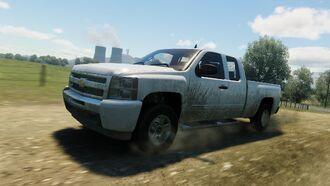 Chevrolet Silverado FULL