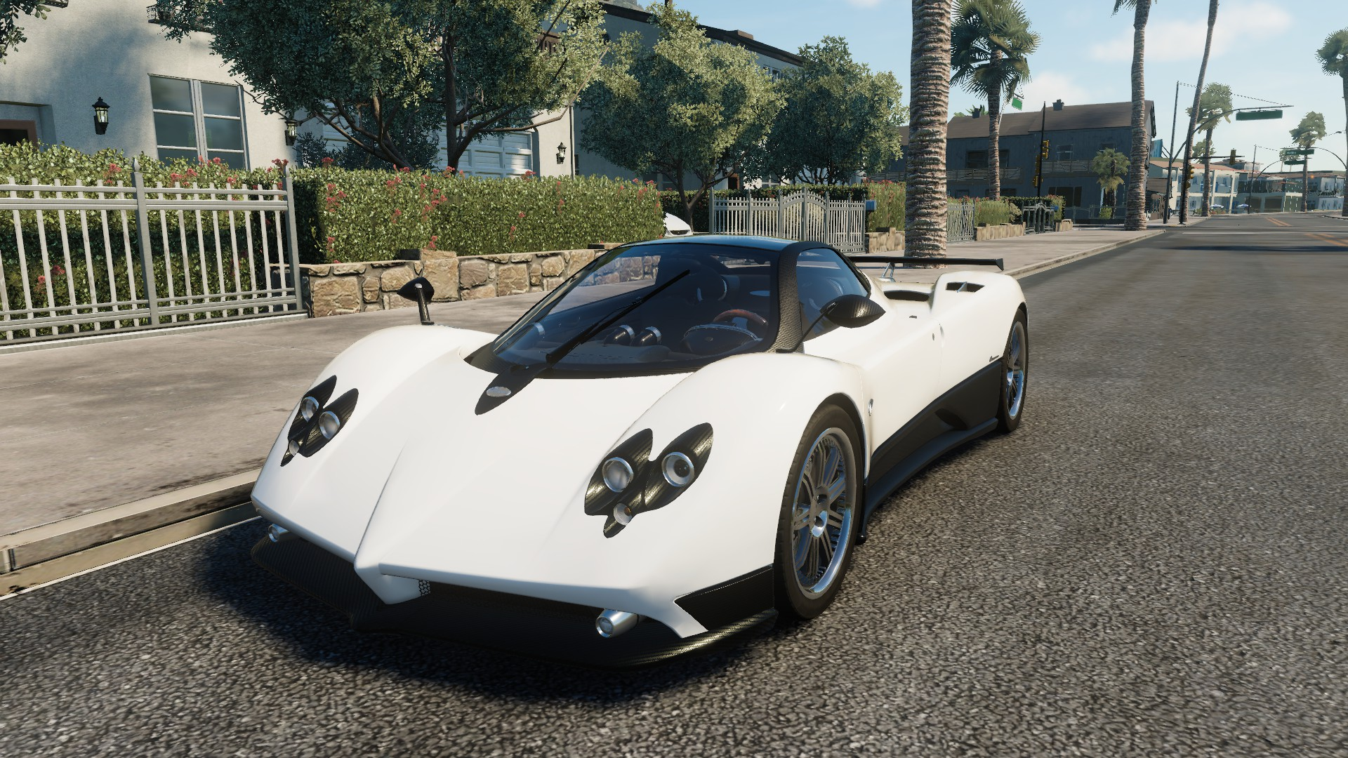 pagani zonda f the crew wiki fandom powered by wikia. Black Bedroom Furniture Sets. Home Design Ideas