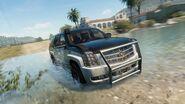 Cadillac Escalade DIRT