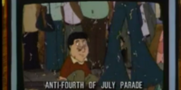 Anti-Fourth of July Parade