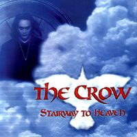 The Crow Stairway to Heaven soundtrack cover front
