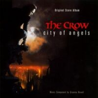 The Crow City of Angels score cover