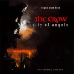 File:The Crow City of Angels score cover.jpg