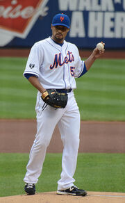 370px-Johan Santana on May 5, 2012