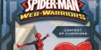 Ultimate Spider-Man: Web-Warriors: Contest of Champions