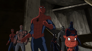 Spider-Man and the Web Warriors USMWW 4