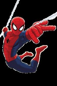 Ultimate Spider Man Render
