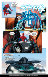 Hydra Attacks (Part 1) (Issue 1) Preview Page 4