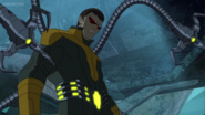Doctor Octopus Second Nanite Form