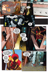 Hydra Attacks (Part 1) (Issue 1) Preview Page 2