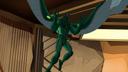 Vulture Green Hydra Armor