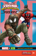 The Spider-Verse (Part 4) Cover