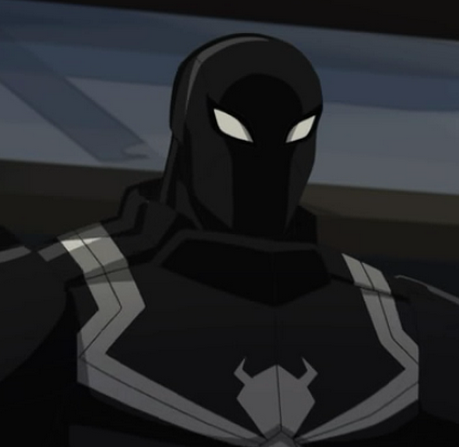 Image - Agent Venom.png   Ultimate Spider-Man Animated ... - photo#6