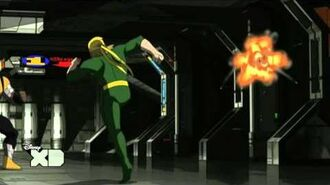 Ultimate Spider-Man - 'Doomed' - The Power Core