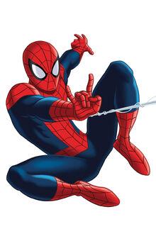 Ultimate Spider-Man Adventures Vol 1 6 Textless
