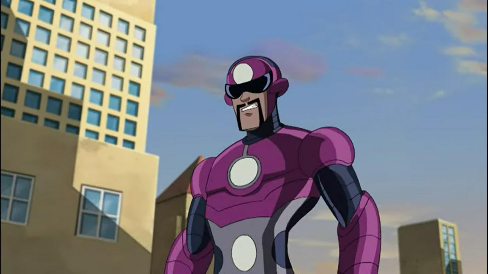 Ultimate SpiderMan  Venom Bomb Fight  Disney XD