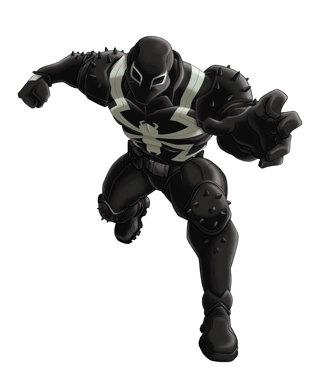 agent venom ultimate spider man animated series wiki fandom