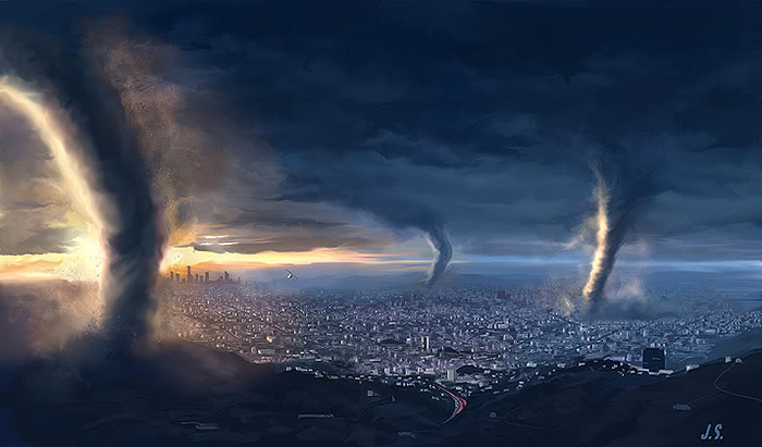 The Day After Tomorrow wallpaper