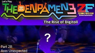 The Denpa Men 3 (3DS) Part 28 Asss Unexpected HD