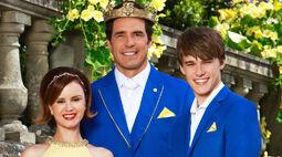 Auradon Royal Family