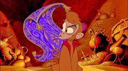 Aladdin Disney Apu and the Magic Carpet