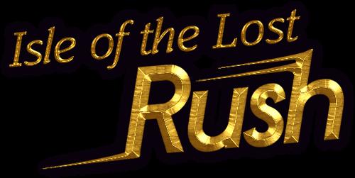 Game logo rush