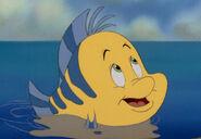 Flounder-The-Little-Mermaid