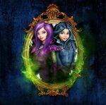 Descendants Wicked World textless promo
