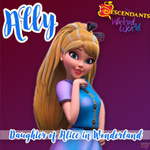 Descendants - Ally Promo