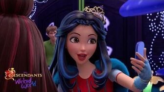 Episode 16 The Night is Young Descendants Wicked World