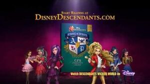 """CJ's Treasure Chase"" A Descendants Novel Disney Descendants-0"