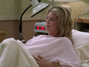 Kellie Goes into Labor
