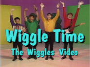 Wiggle Time Title Card