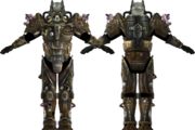 FO3 Tesla Power Armor
