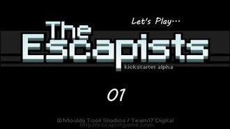 Let's Play The Escapists 01