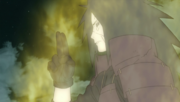 Madara attempts to revive himself