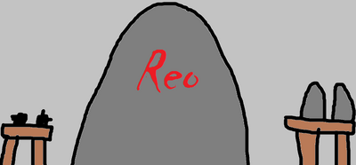 The Tombstone of Reo