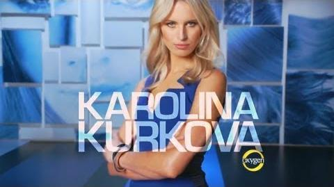 The Face - Karolina Kurkova Featurette-0